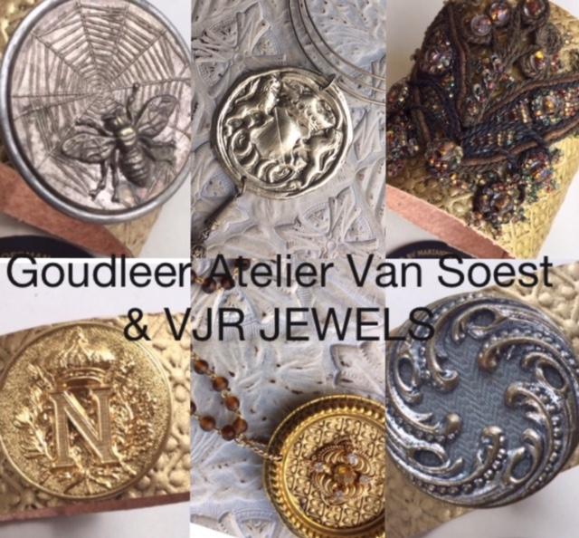 New Collaboration VJR Jewels & Goudleeratelier van Soest