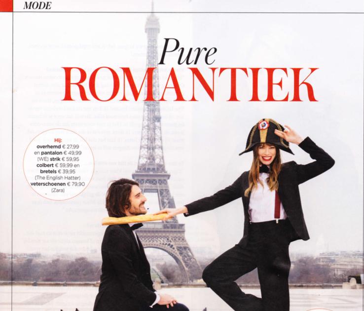 VJR Jewels in Magazine Vrouw