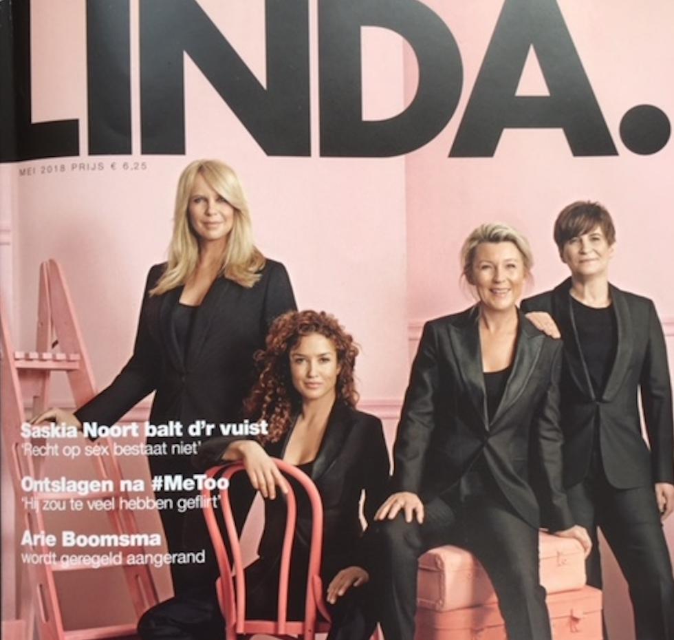 VJR Jewels in LINDA Magazine