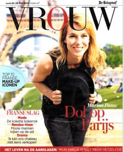 publicatie Vrouw
