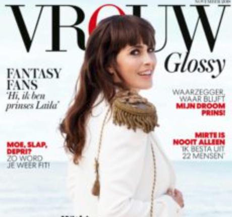 Publicatie VJR Jewels in Glossy Vrouw