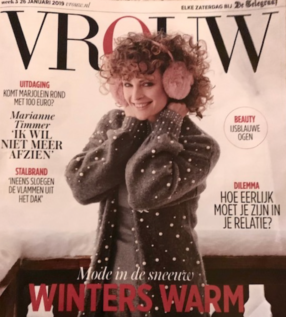 VJR Jewels in magazine Vrouw
