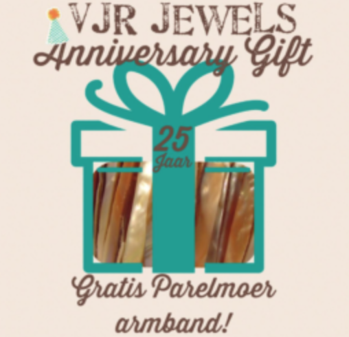 VJR Jewels 25 Anniversary!