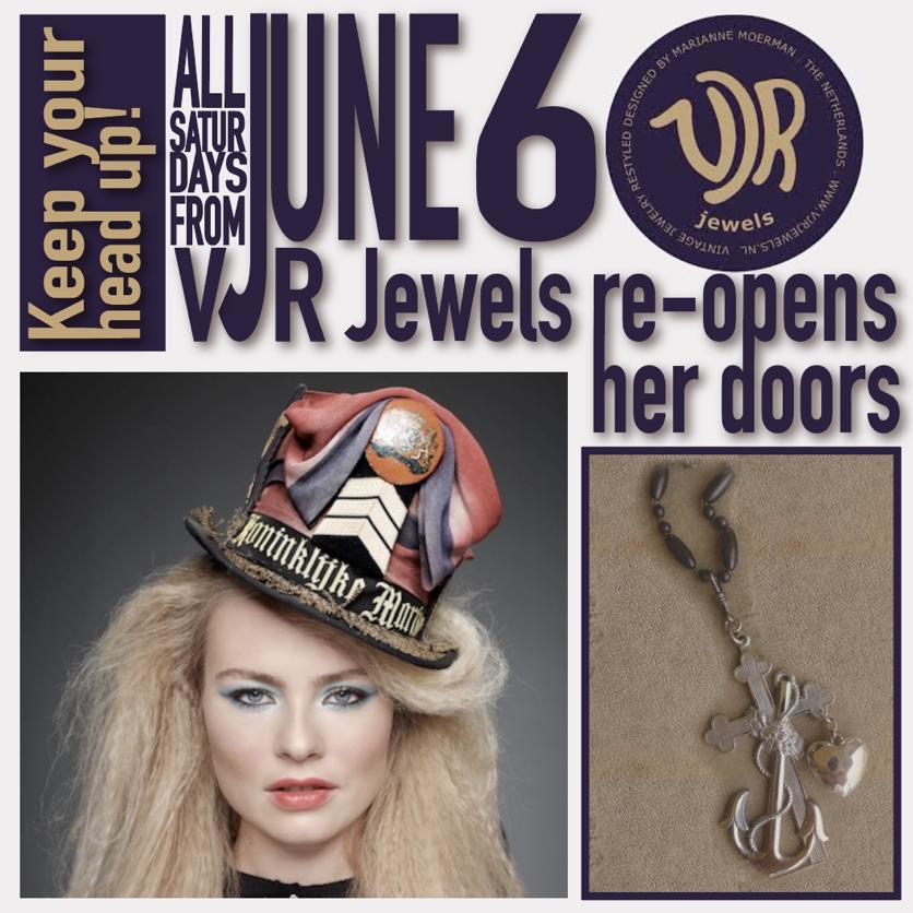VJR Jewels re-Opens her doors